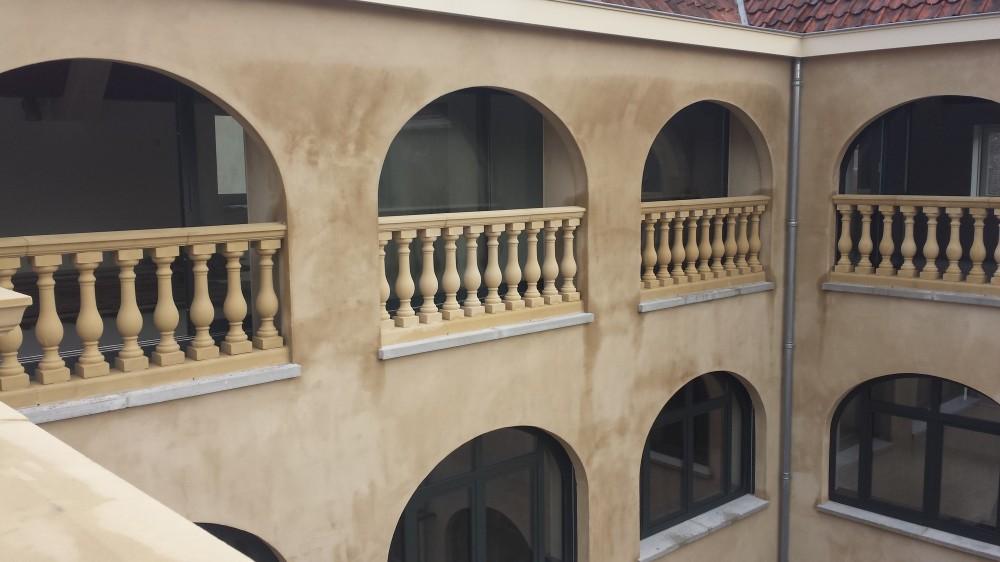 zutphen balustrades